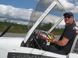 150725 SE-XJC with captain Fredrik